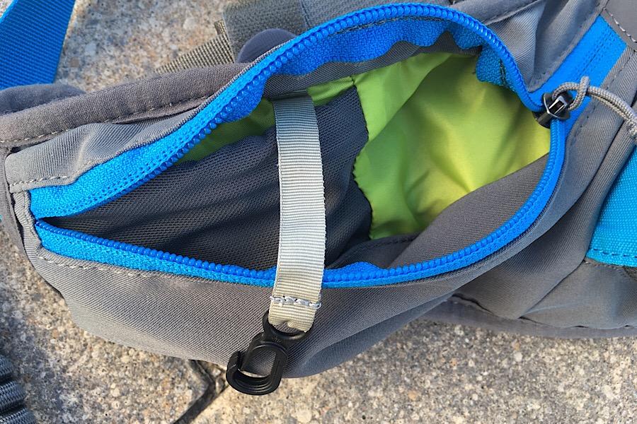 Praktisches Inneres - Ruffwear Trail Runner System