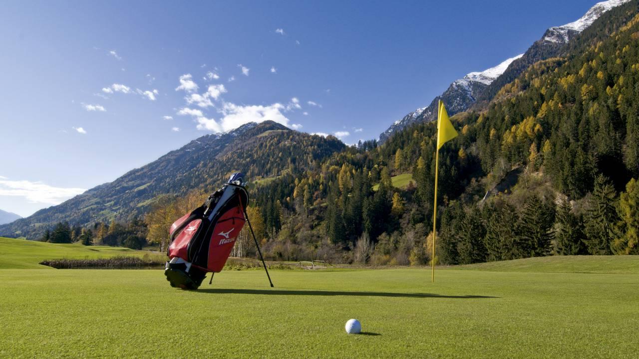 4-Loch-Golfplatz (c)Hotel Quellenhof