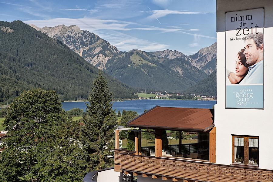 Achensee - Österreich © Hotel St. Georg zum See