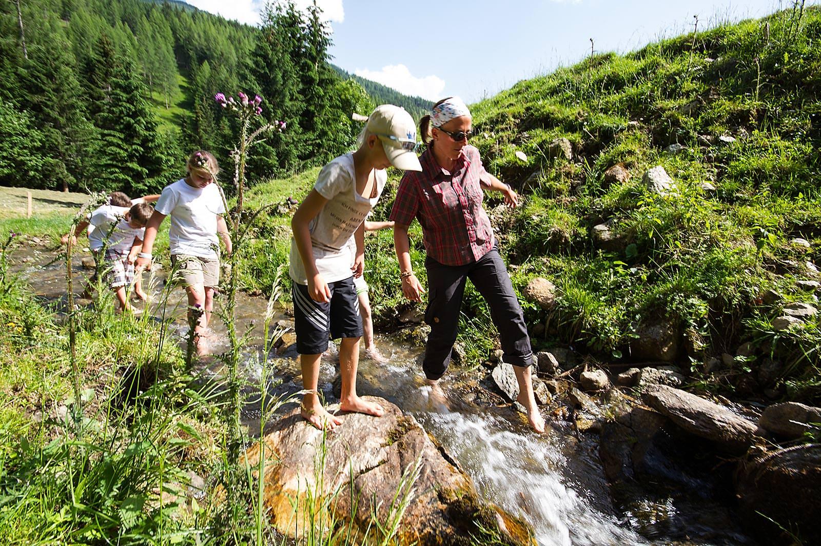 Wandern rund ums Feriendorf Kirchleitn (c)kirchleitn.com