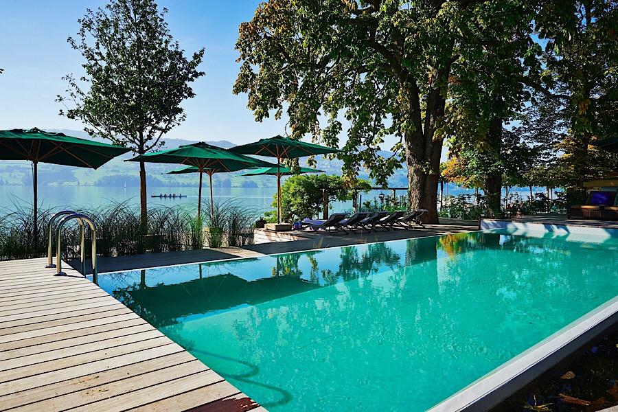 Hallwilersee - Schweiz © Seerose Resort & Spa