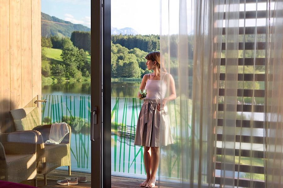 Ritzensee - Österreich © Hotel Ritzenhof