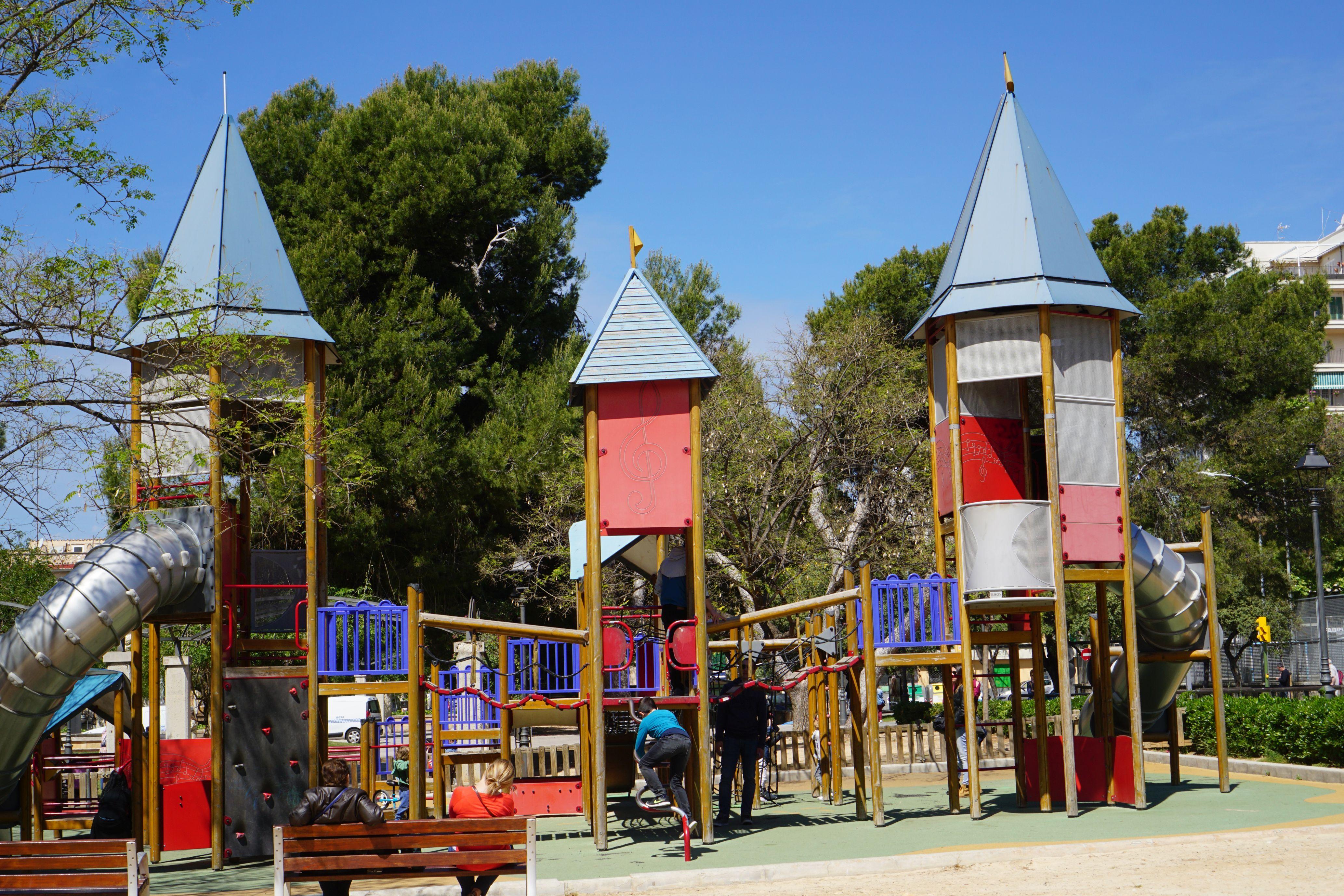Spielplatz (c) the urban kids
