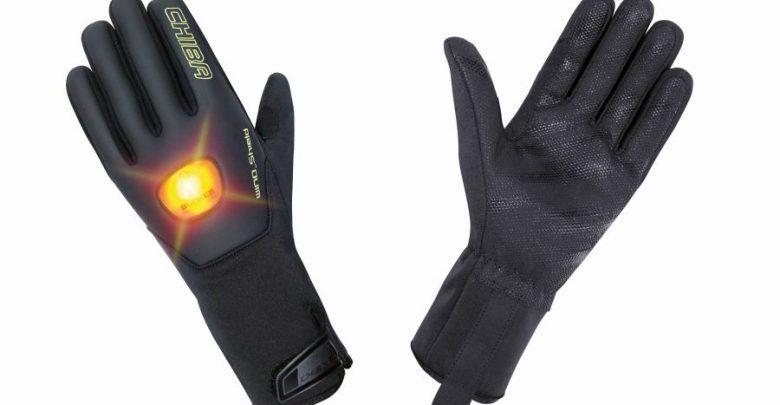 Photo of Chiba Road Master – Der Handschuh mit Blinkerfunktion