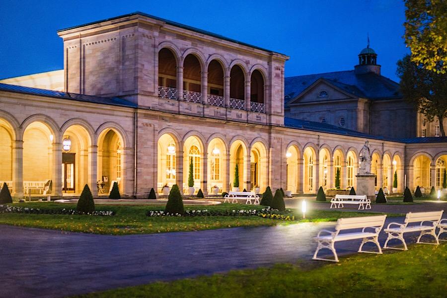 Trinkhalle Bad Kissingen © www.bayern.by - Peter von Felbert