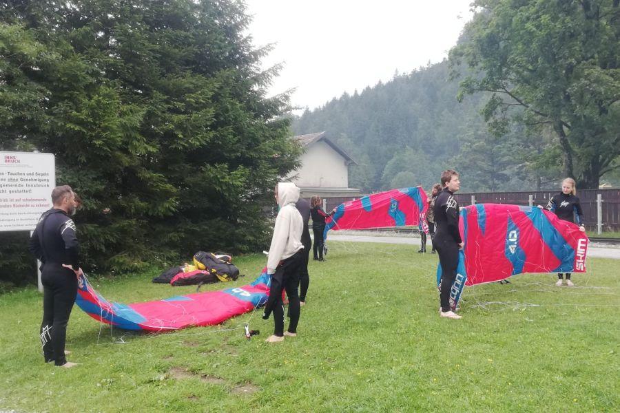 (c)be-outdoor.de - Kiten lernen mit Extremsport Schwerdt