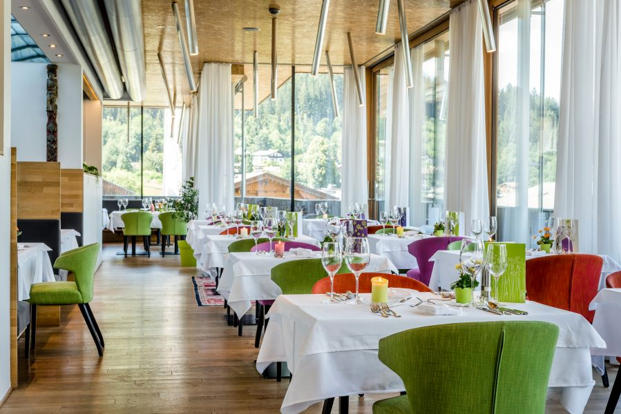 Gartenhotel Crystal Restaurant(c) Günter Standl