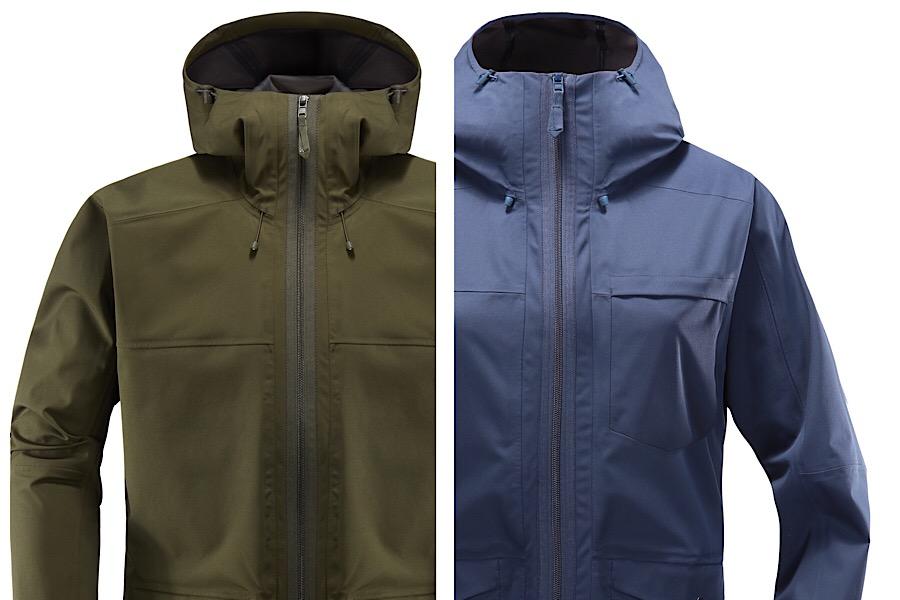 HAGLÖFS ECO PROOF™ Jacke für Damen & Herren © Häglofs