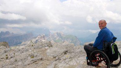 Photo of Gipfelerlebnis mit Rollstuhl
