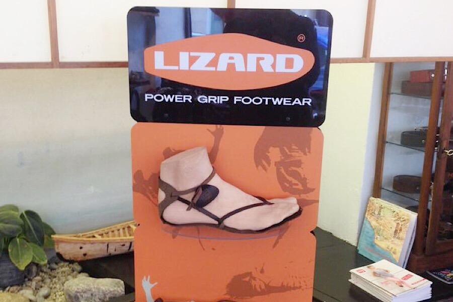Lizard Barfußschuhe - Sandalen © Schritt für Schritt Schuhladen München