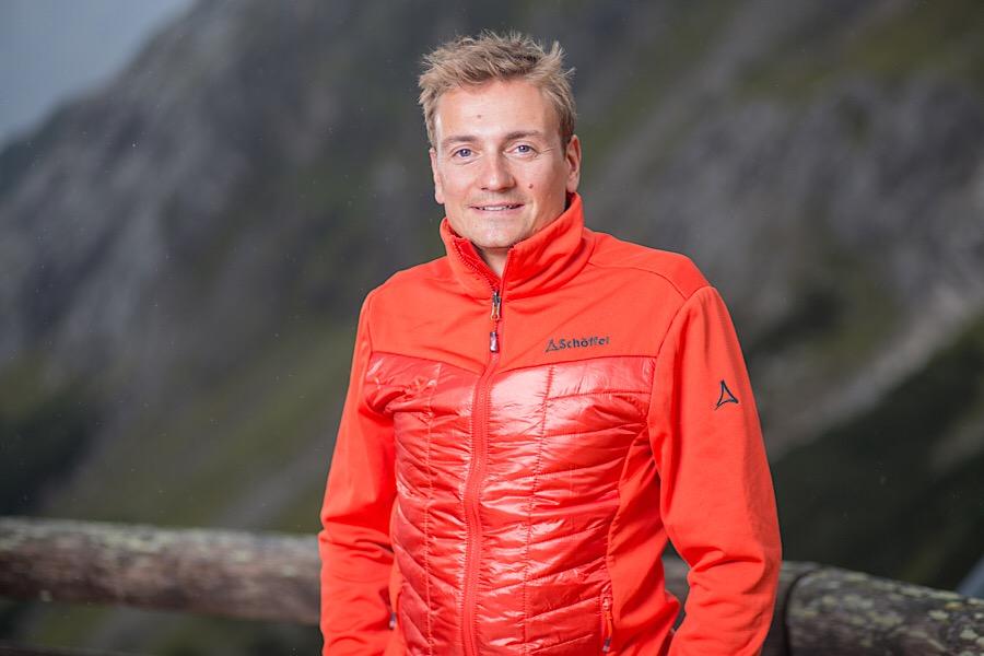Arthur Kudelka - Leiter der Service-Abteilung beim Wanderschuh-Hersteller LOWA