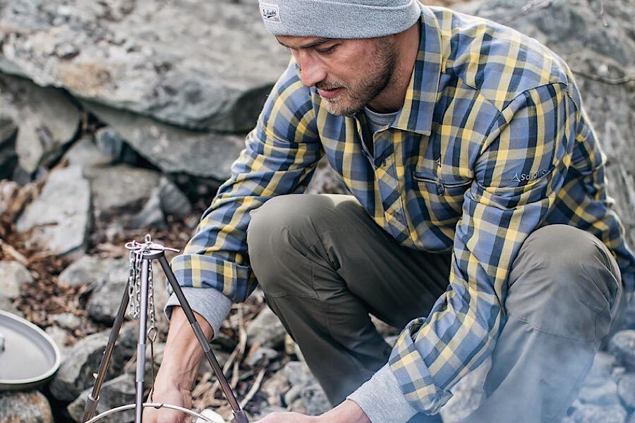 Shirt Stokholm2 OUTLEISURE Kollektion SCHÖFFEL © Schöffel