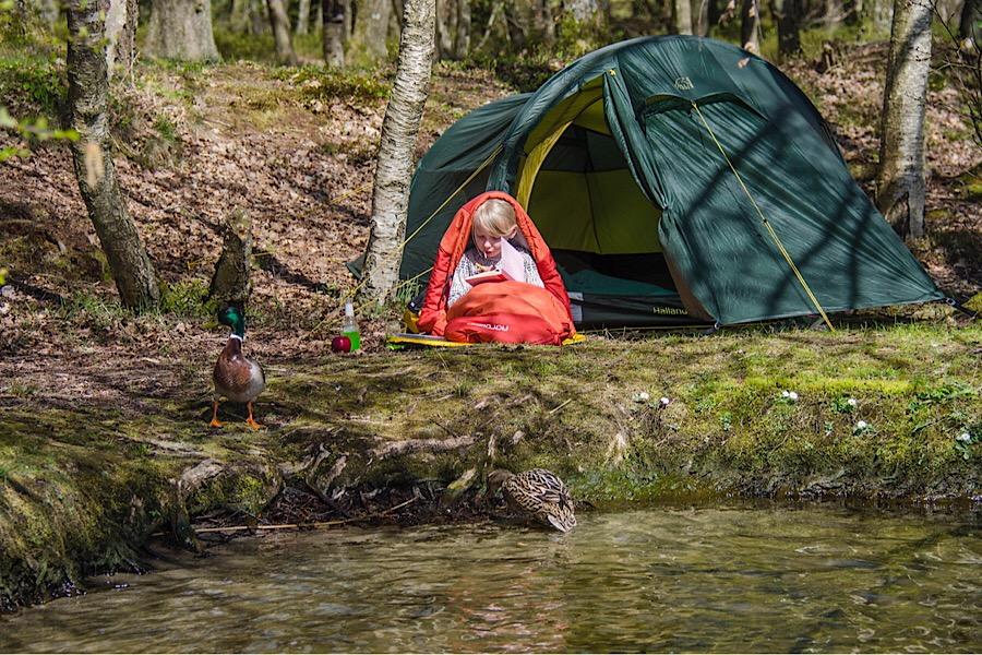 Campingvergnügen für die ganze Familie mit Nordisk