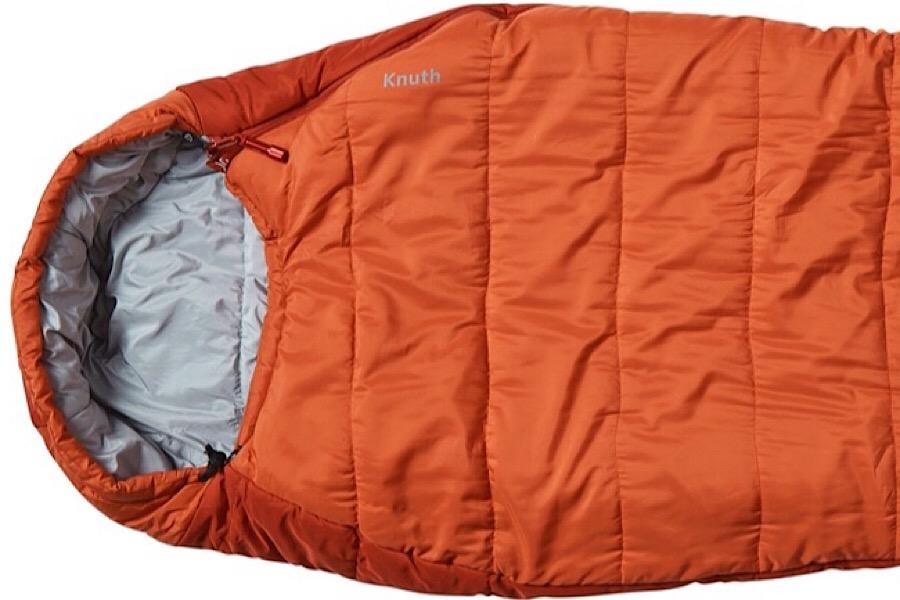 Knuth Junior Kinderschlafsack von Nordisk