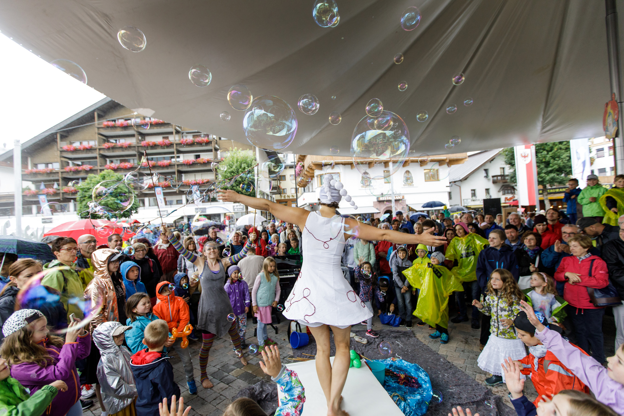 Straßenkunst-Festival-Seefeld (c)Tourismusverband Seefeld