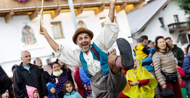Photo of Auf zum Straßenkunst Festival in Seefeld!