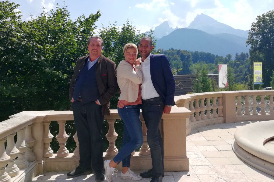 Watzmann ermittelt - Neue Krimiserie in Berchtesgaden