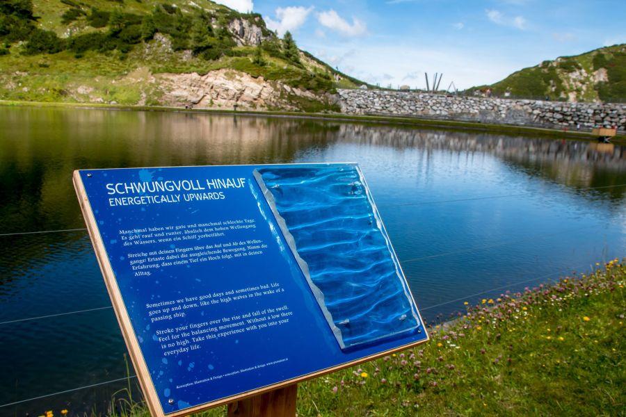 Zauchensee: Relaxen in der Seekararena