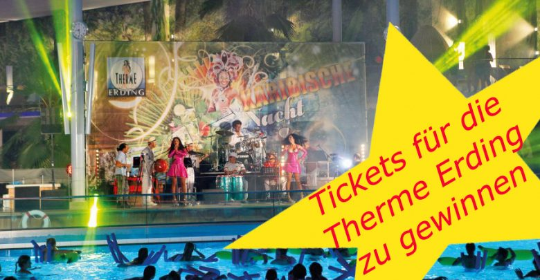 Photo of Tickets für die Therme Erding gewinnen – Das sind die Gewinner