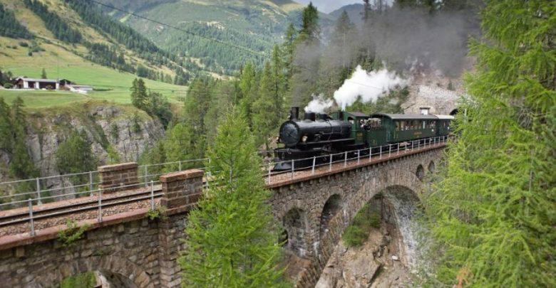 Rhätische Bahn - Dampflokfahren und mehr (c)Rhätische Bahn