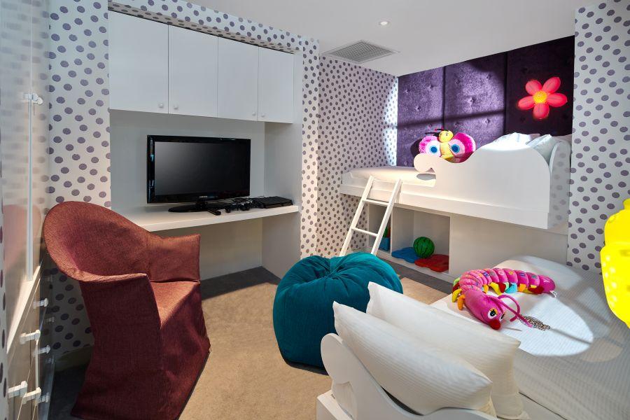 Roxity Family Suite - Kids Room© Hard Rock Hotel Bali