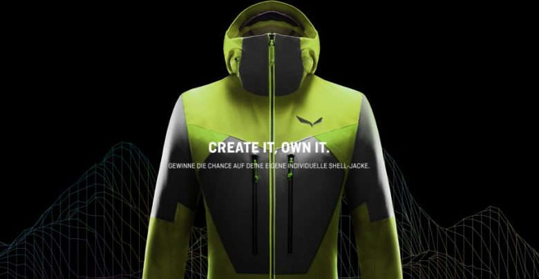 Photo of Salewa und Alpinmesse Innsbruck – Design your own Jacket