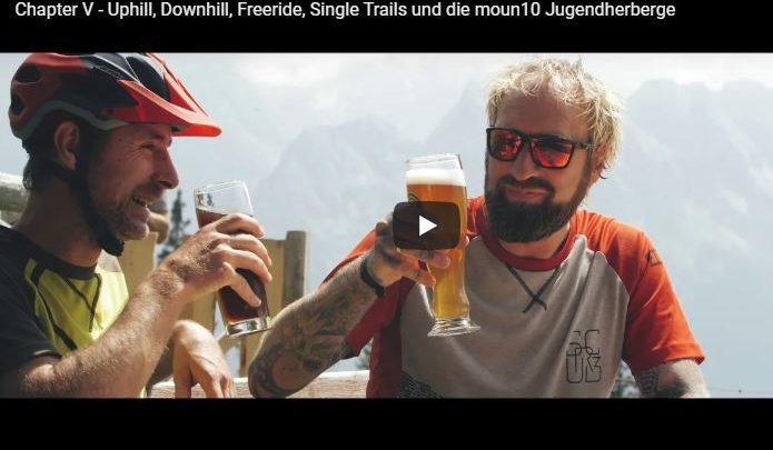 Photo of Neues  Video: Die neue moun10-Jugendherberge