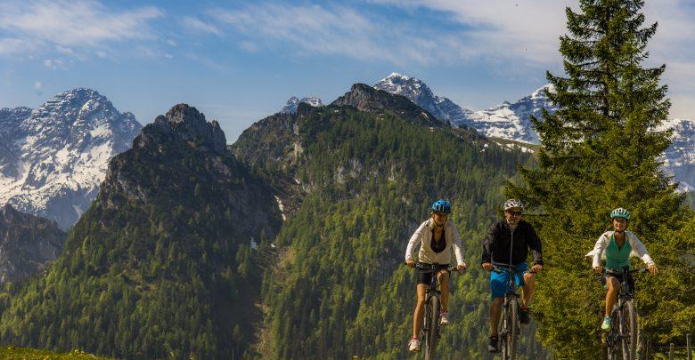 Photo of Traumtouren mit dem E-Bike im Salzburger Saalachtal