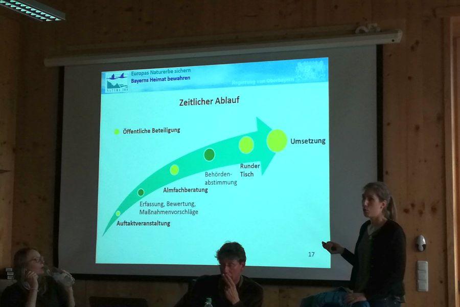 Natura 2000 - Auftaktveranstaltung zur Managementplanung