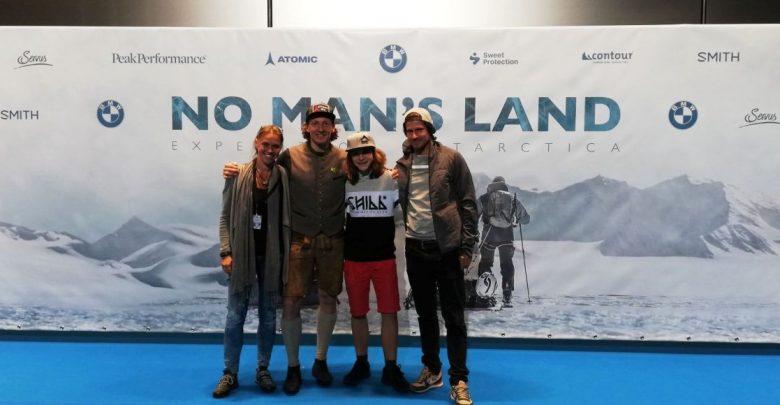 Photo of Bei der Premiere von No Man´s Land – Mission Antarctica