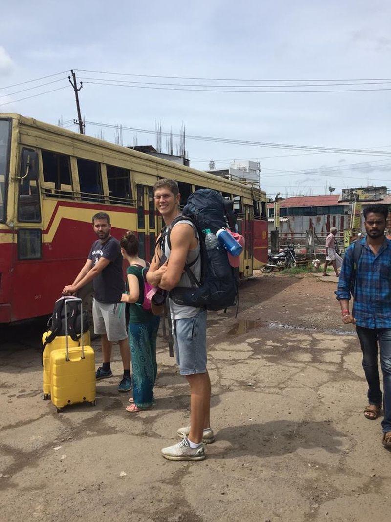 Ein Jahr Backpacking in Süd-Ost-Asien - Annika und Timo auf Tour