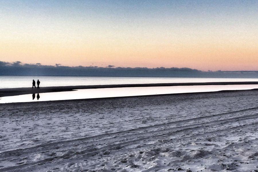Dänemark im Winter - Hvide Sande (c)working-k9.com