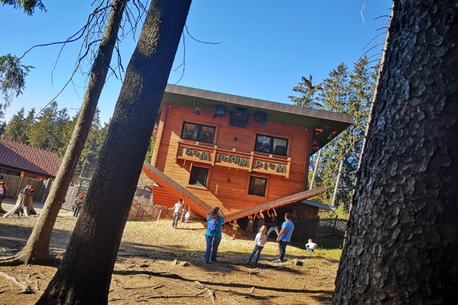 WaldWipfelWeg - Haus am Kopf ©be-outdoor