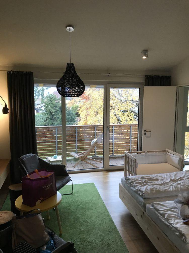Familienzimmer im Leiners (c)be-outdoor.de
