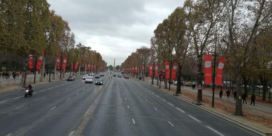 Paris - Champs des Elysées