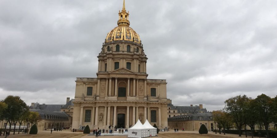 Paris - Dom des Invalides