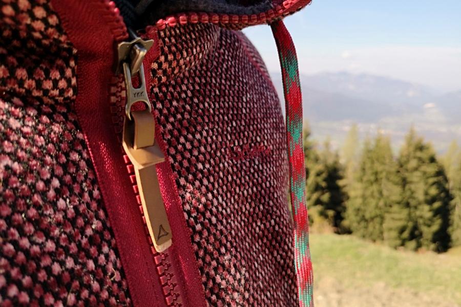 Verliebt in die bunten Kordeln des Hoodie Aberdeen1 von Schöffel © be outdoor