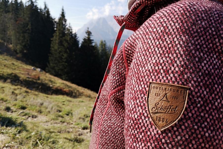 Details des Hoodie Aberdeen1 von Schöffel © be outdoor