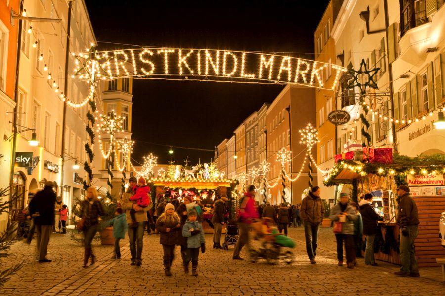 Rosenheimer Christkindlmarkt-©Chiemsee-Alpenland Tourismus