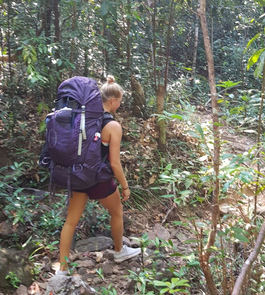Annika und Timo - Backpacking in Süd-Ost-Asien (c)Anni&Timo