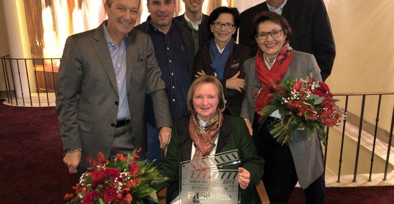 """Photo of Großes Kino – Berchtesgadener Land ist """"Drehort des Jahres 2018"""""""