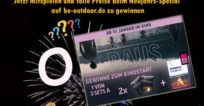 """Photo of """"Raus"""" – Tickets und Survival Handbücher zu gewinnen"""