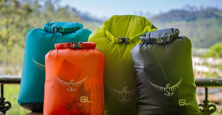 Photo of Abschlussbericht -Osprey Ultralight Dry Bags