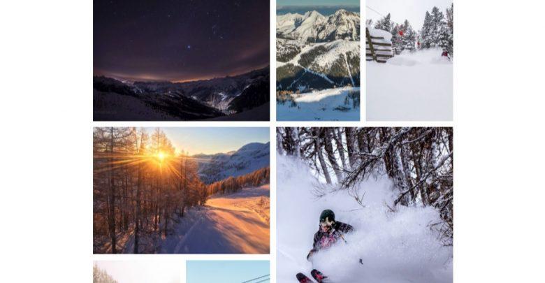 "Photo of Skiparadies Zauchensee ""Photo of the Season"""