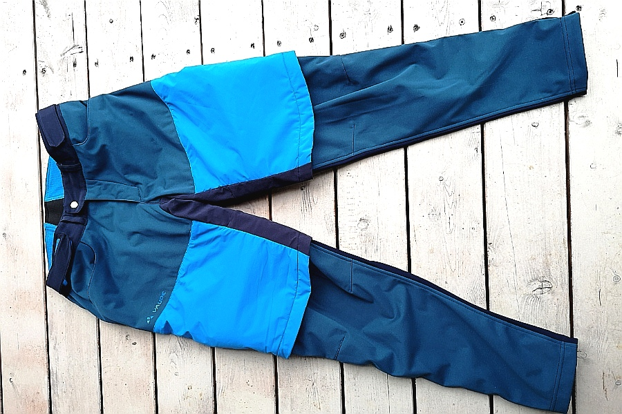 VAUDE Men's All Year Moab ZO Pants ©be-outdoor