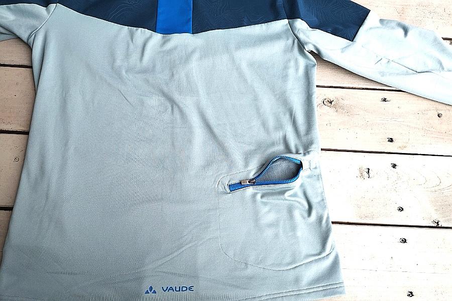 VAUDE Men's All Year Moab Shirt - Rückentasche mit Reißverschluss ©be-outdoor