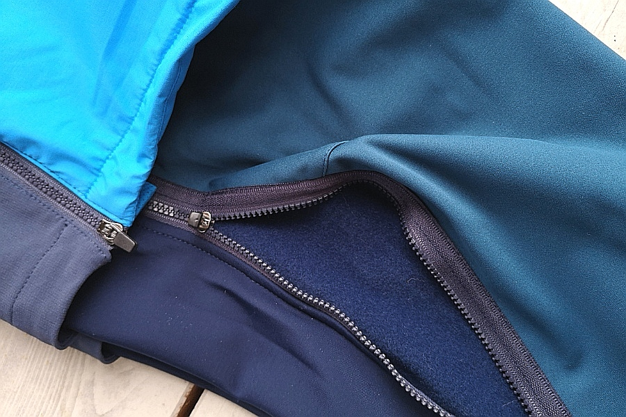 Multisporthose dank Zip-off, die VAUDE Men's All Year Moab ZO Pants ©be-outdoor