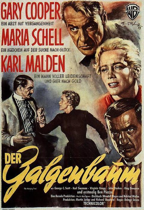 (c)Filmplakat - Der Galgenbaum