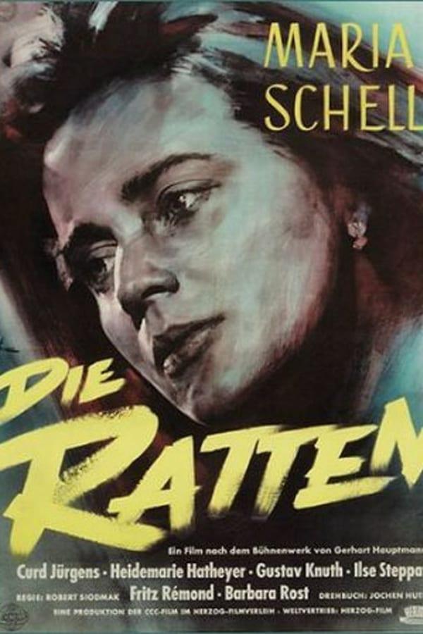 (c)Filmplakat - Die Ratten