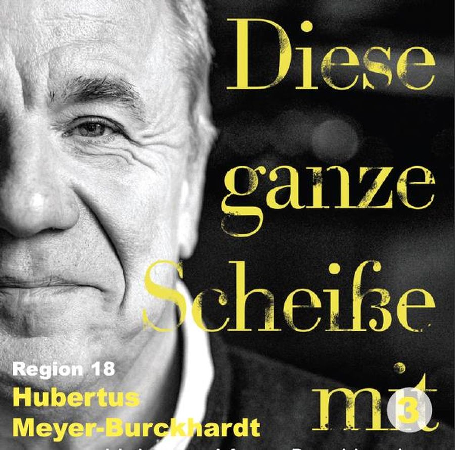 (c)Region18 - Filmcover Hubertus Meyer-Burckhardt